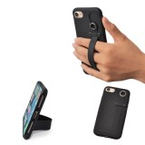 TFY 3 in 1 Design, Case + Stand + Hand Strap for iPhone 7