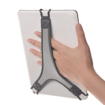 TFY Security Hand Strap Holder Finger Grip for Tablets - iPad Air / iPad Pro/ Samsung Galaxy Tab