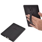 TFY Hand Strap Holder with Soft Case Cover for 6 inch Kindle E-reader,Black