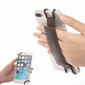 TFY Security Hand Strap Holder for iPhones and Cell phones - iPhone X / 8 / 8 Plus / SE / 7 Plus