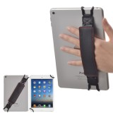 TFY Security Hand Strap PU Holder for 7 – 10 Inch Tablets – iPad / Samsung Galaxy / Fire and More